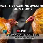 Jadwal Sabung Ayam Online S128 Dan SV388 25 Mei 2019