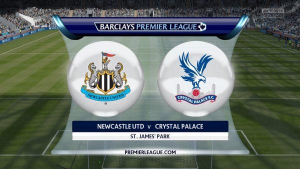Prediksi Skor Newcastle United vs Crystal Palace 21 Oktober 2017