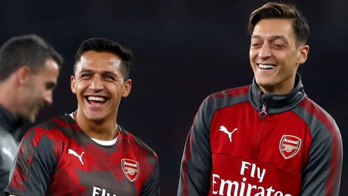 Mesut Ozil Membuktikan Dirinya Sebagai Petarung Ungkap Wenger