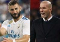 Zidane Menyerah Pertahankan Anak Emasnya Di Real Madrid