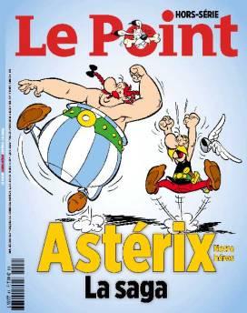 Le Point hors-série: Astérix, La Saga