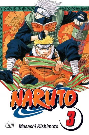 9789895592302 - Naruto 03 Tudo por um sonho