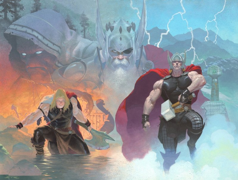 Thor_God_of_Thunder_Vol_1_1_and_2_Textless