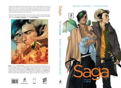 Saga 1 Capa