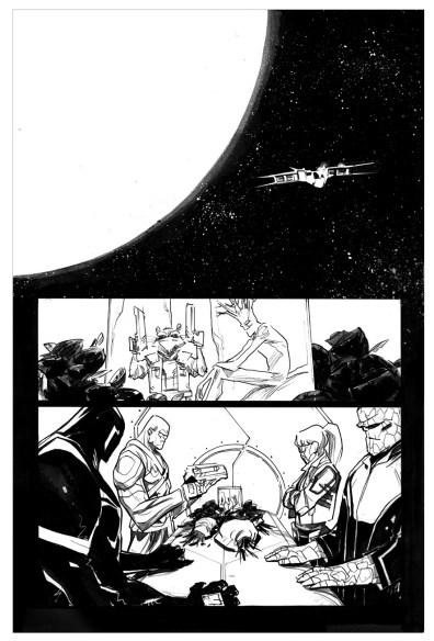 Rocket&Groot_ink_page 1