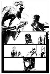 Rocket&Groot#3_ink_page 2