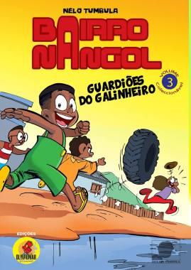 17 F - Novidades de Angola - Nelo Tumbula