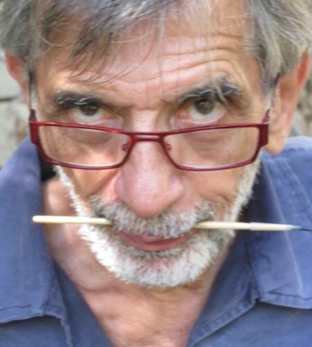 2 A- Edmond Baudoin (Fotografia de Laetitia Carton)