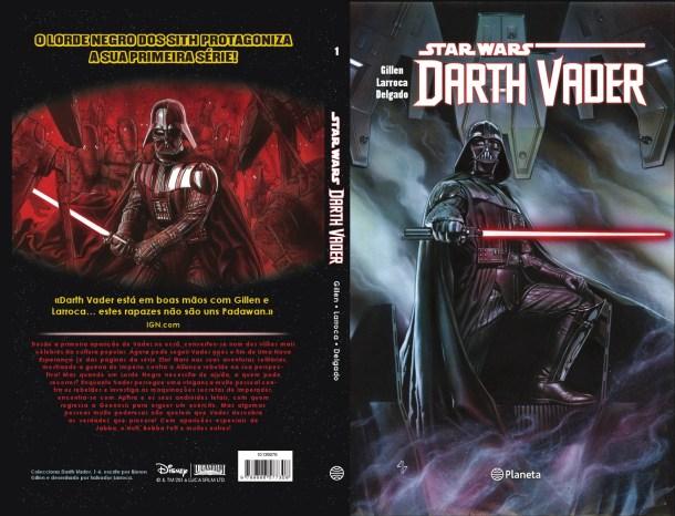 COB SW Darth Vader 1 HC PORT