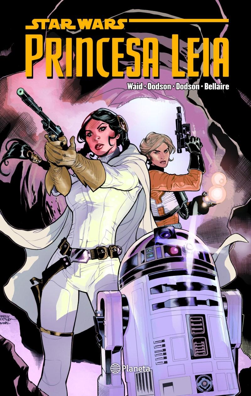 COB SW Princesa Leia 1 TPB POR