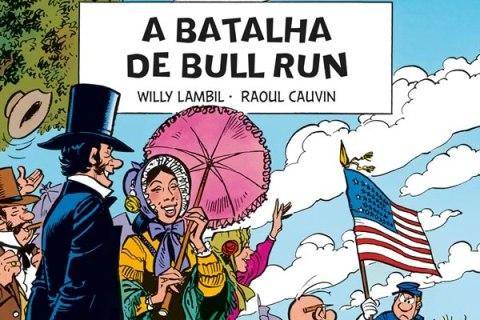 Túnicas Azuis – A Batalha de Bull Run