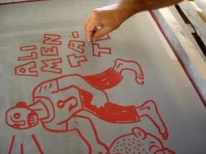 Serigrafia: Método Directo para Ilustradores @ Oficina do Cego | Lisboa | Lisboa | Portugal