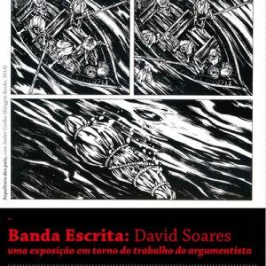 Banda Escrita: David Soares @ Bedeteca Amadora | Amadora | Lisboa | Portugal