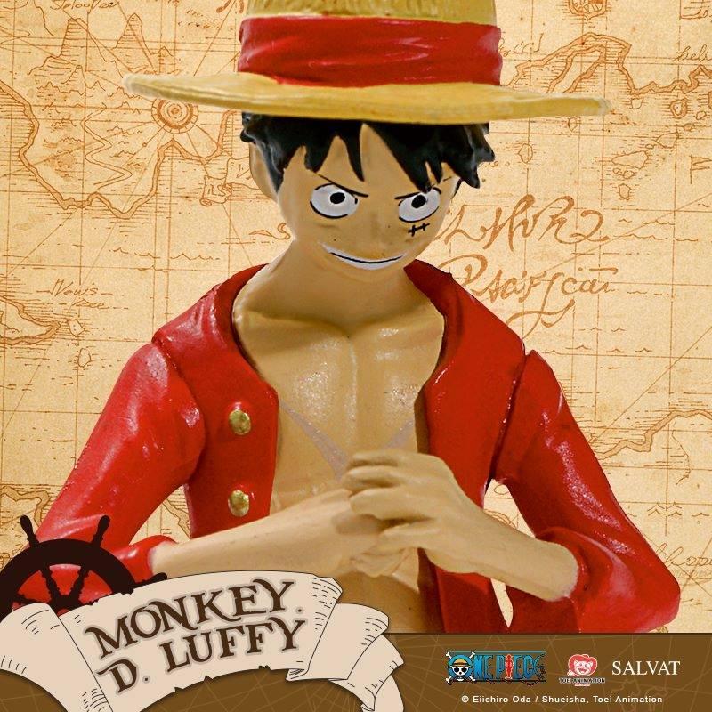 One Piece: Coleção Oficial de Miniaturas