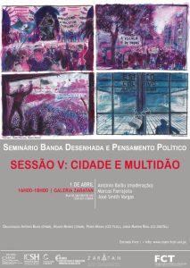 Cidade e Multidão @ Zaratan | Lisboa | Lisboa | Portugal