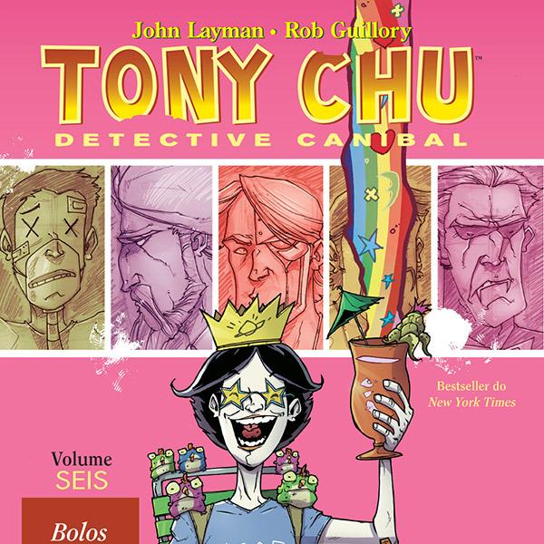 Tony Chu 6: Bolos Janados!
