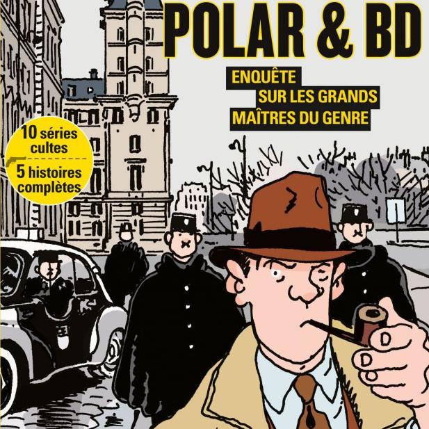 Beaux Arts hors-série: Polar & BD