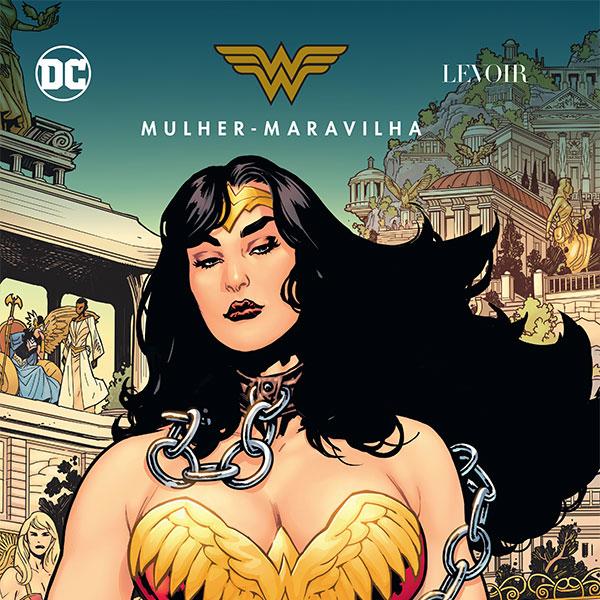Mulher-Maravilha: Terra Um
