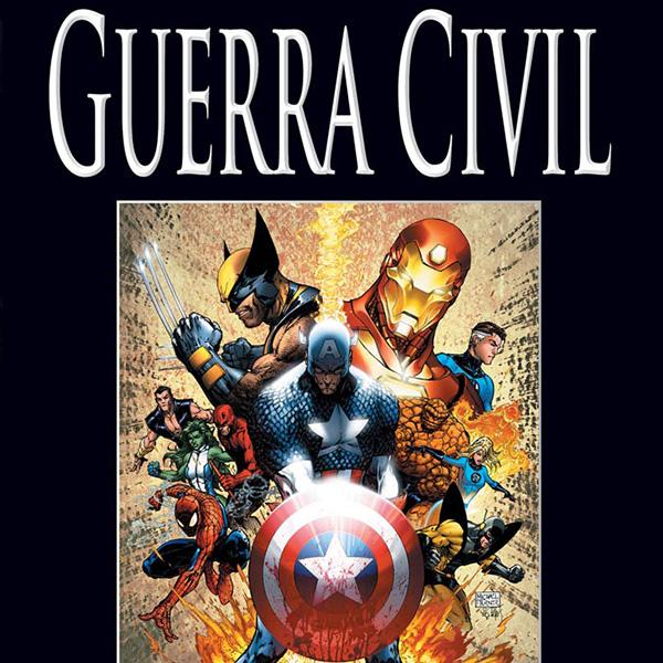 O 45.º da coleção Graphic Novels Marvel