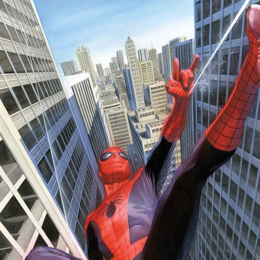 Homem-Aranha vol. 1: Aprender a Escalar