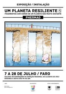 Phermad: Planeta Resiliente 2 @ Galeria de Exposições da Direção Regional do Algarve do IPDJ | Faro | Faro | Portugal