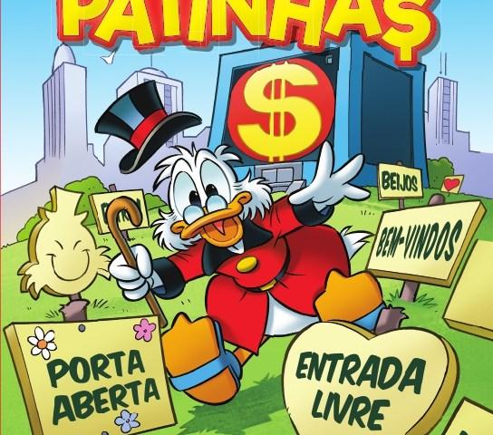 Tio Patinhas 1: a nova revista Disney