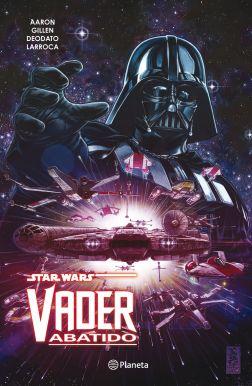 Star Wars_Vader Abatido