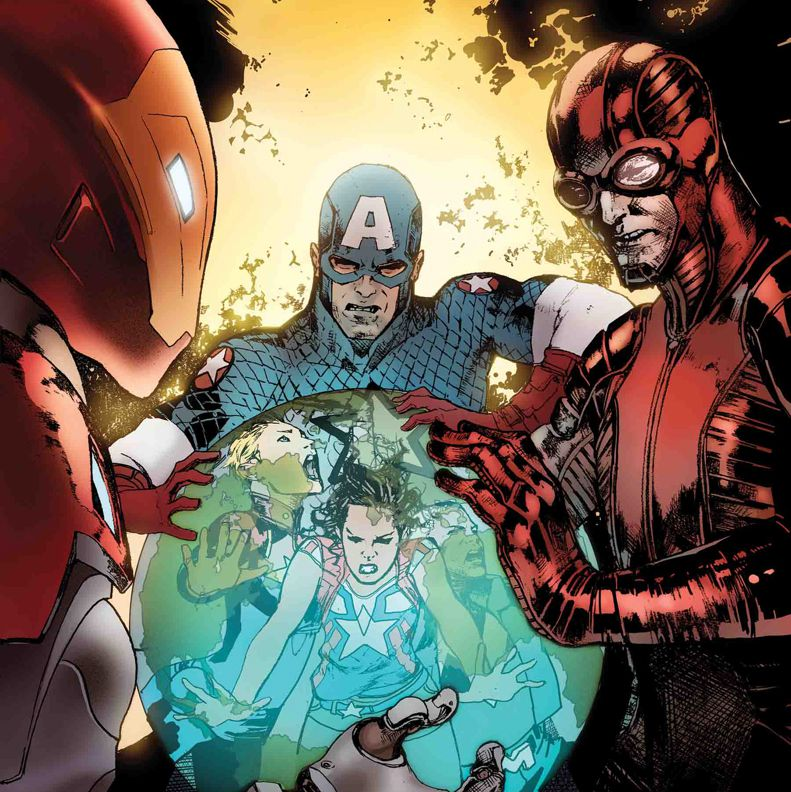 The Ultimates 2 #100, com Filipe Andrade