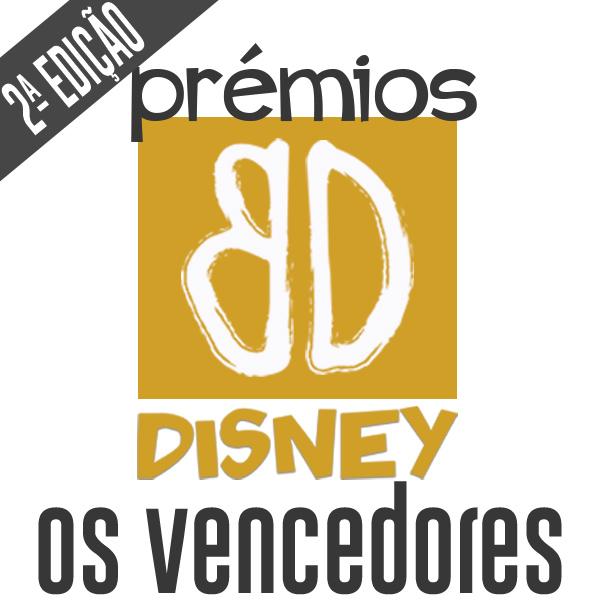 Prémios BD Disney - 2.ª edição: Os Vencedores