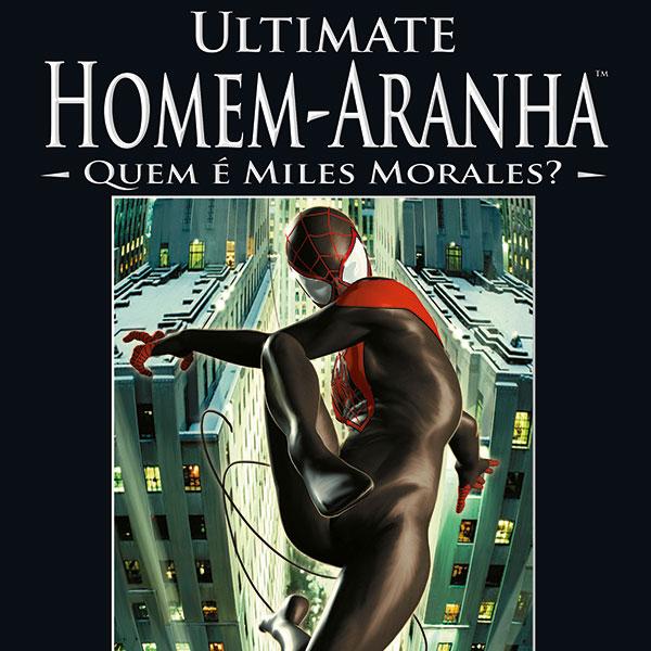O 52.º da coleção Graphic Novels Marvel