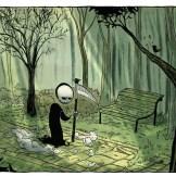 poster Morte Crens