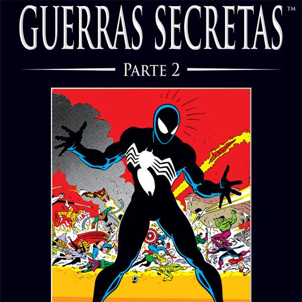 O 54.º da coleção Graphic Novels Marvel