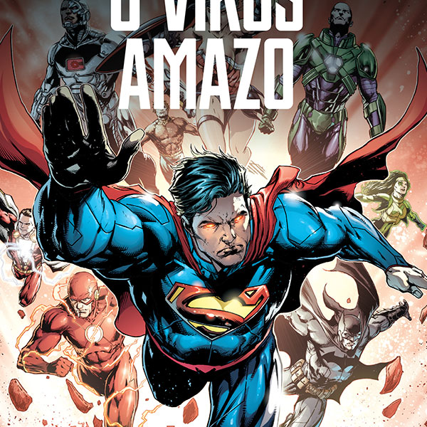 Liga da Justiça – O Vírus Amazo