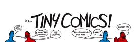 Tiny Comics Vol. 1