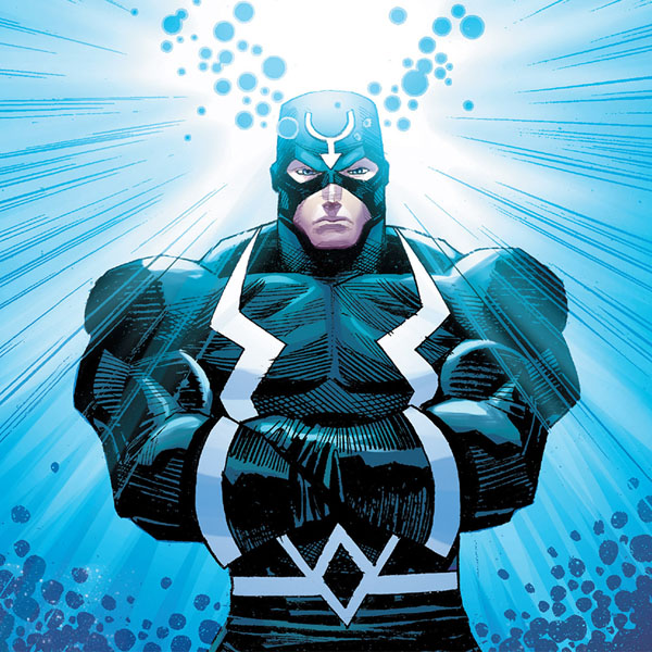 Black Bolt Primer Pages, com Jorge Coelho