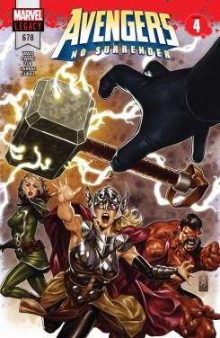 Avengers 678-000