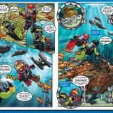 preview comic city 2 PT