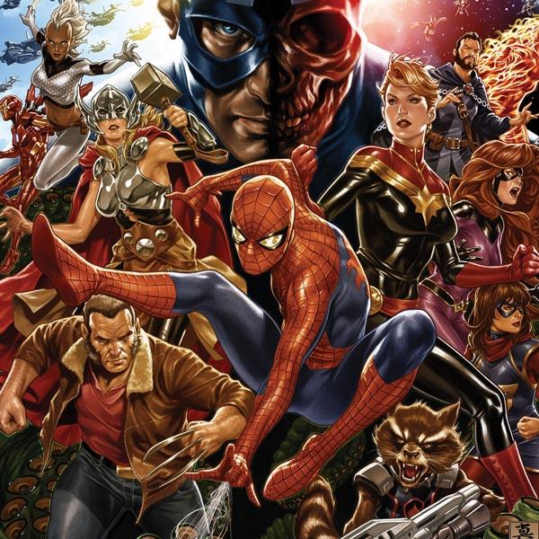 Os Vingadores Série II Vol. 7