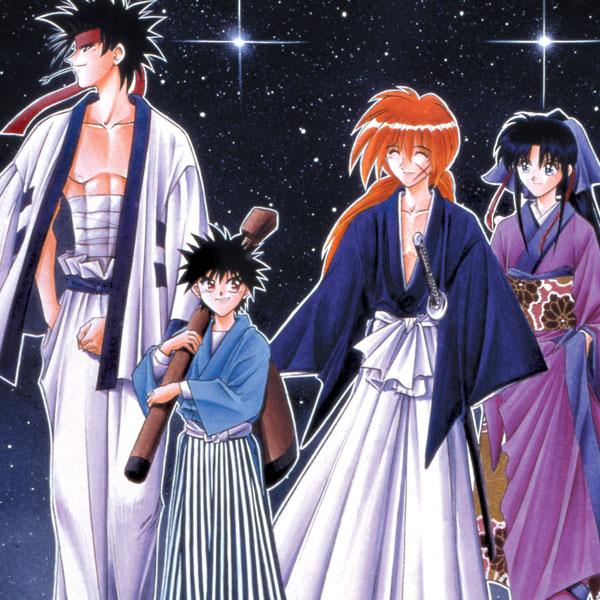 Kenshin O Samurai Errante 10