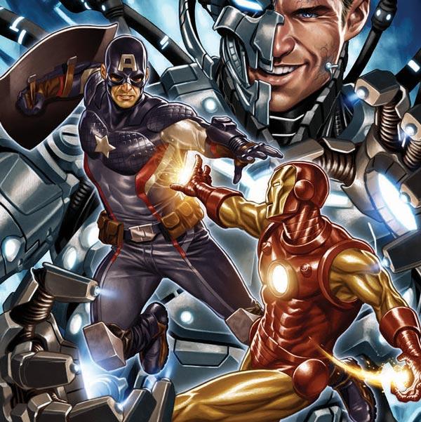 Os Vingadores Série II Vol. 8