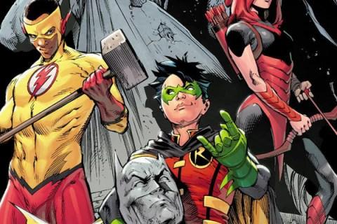 Teen Titans Special #1, com Daniel Henriques