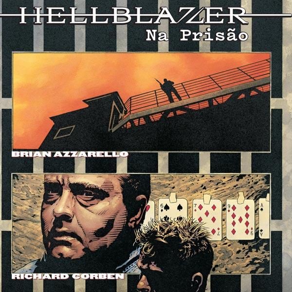 Hellblazer – Na Prisão