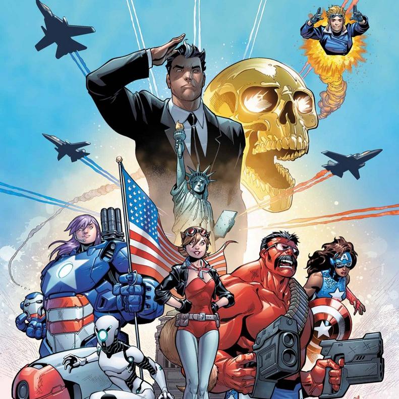 Mais Marvel (Panini) em setembro