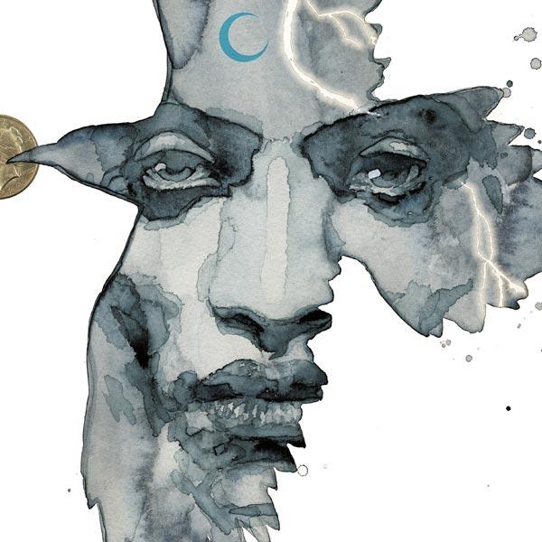 Deuses Americanos, de Neil Gaiman, em BD