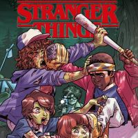 Stranger Things: Os Rapazes Zombies