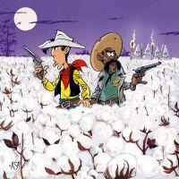 Lucky Luke: Um Cowboy no Negócio de Algodão