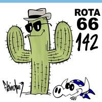 Rota 66 #142