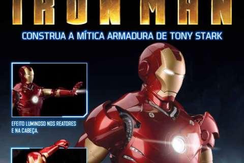 Iron Man, nova coleção da Planeta DeAgostini