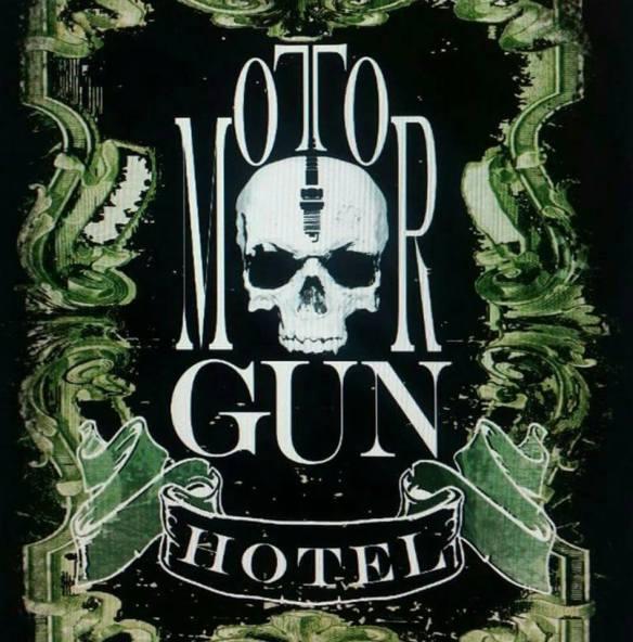 Motor Gun Hotel ~ Band Babe