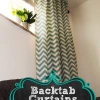 Baby Got Back -- Tab Curtains